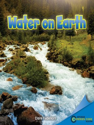 cover image of Water on Earth